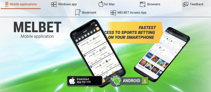 Melbet Kenya App